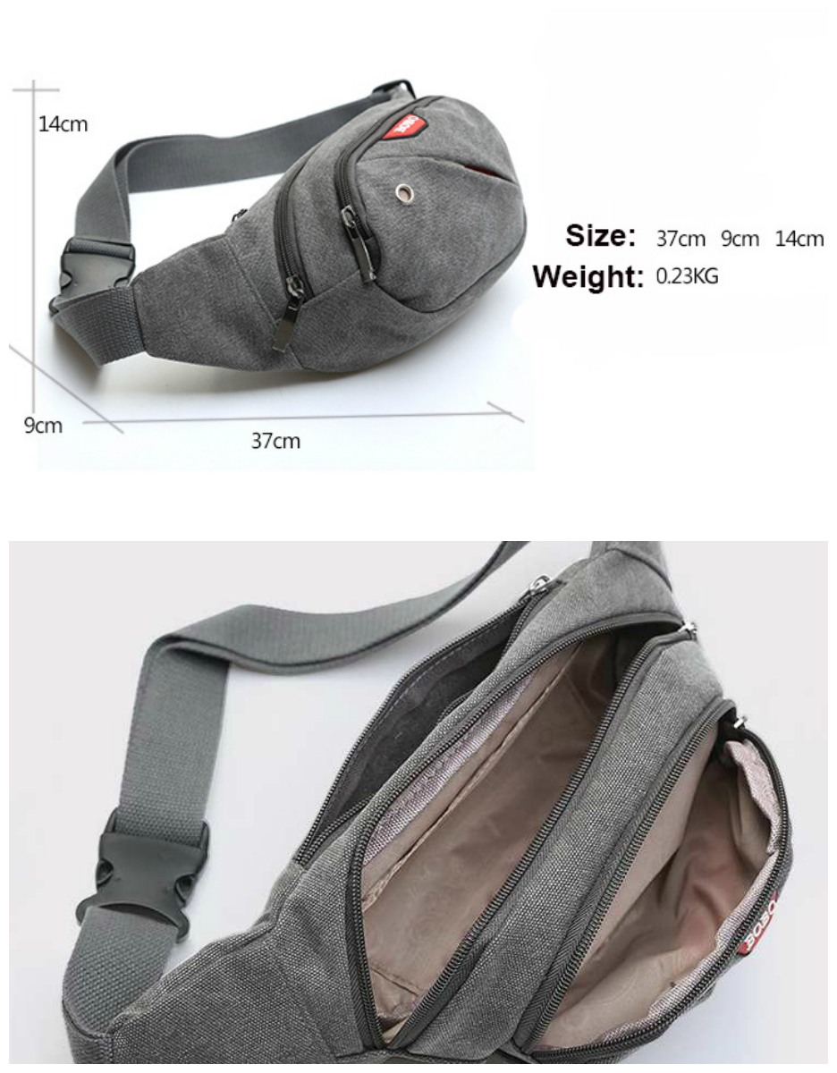 Waist Pack Travelling Mobile Phone Bag