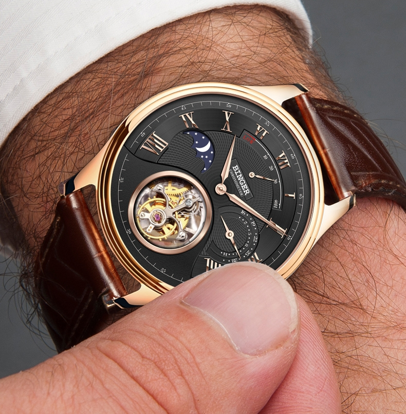Mechanical Wristwatches
