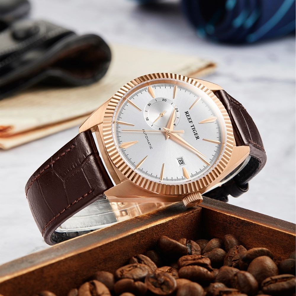 Luxury Automatic Mechanical Dress Watches Mens Mechanical Watches