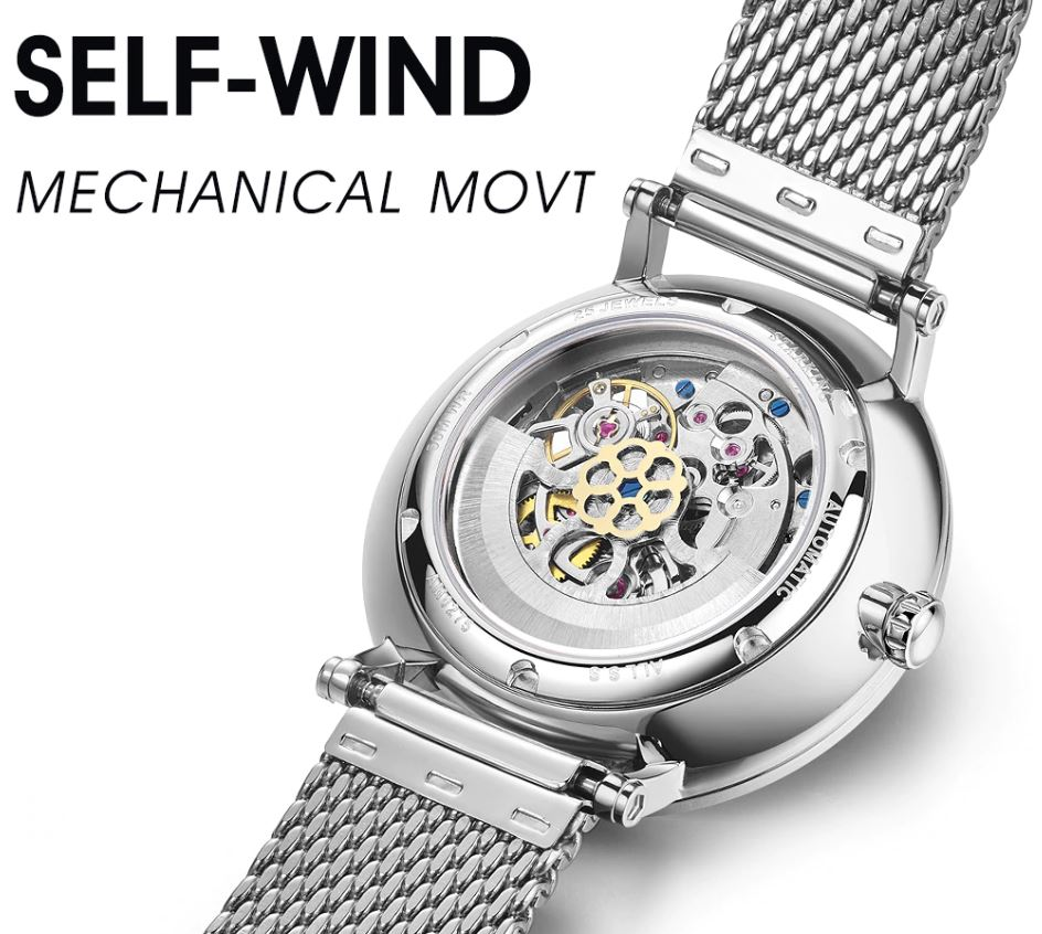 Stainless Steel Male Watch