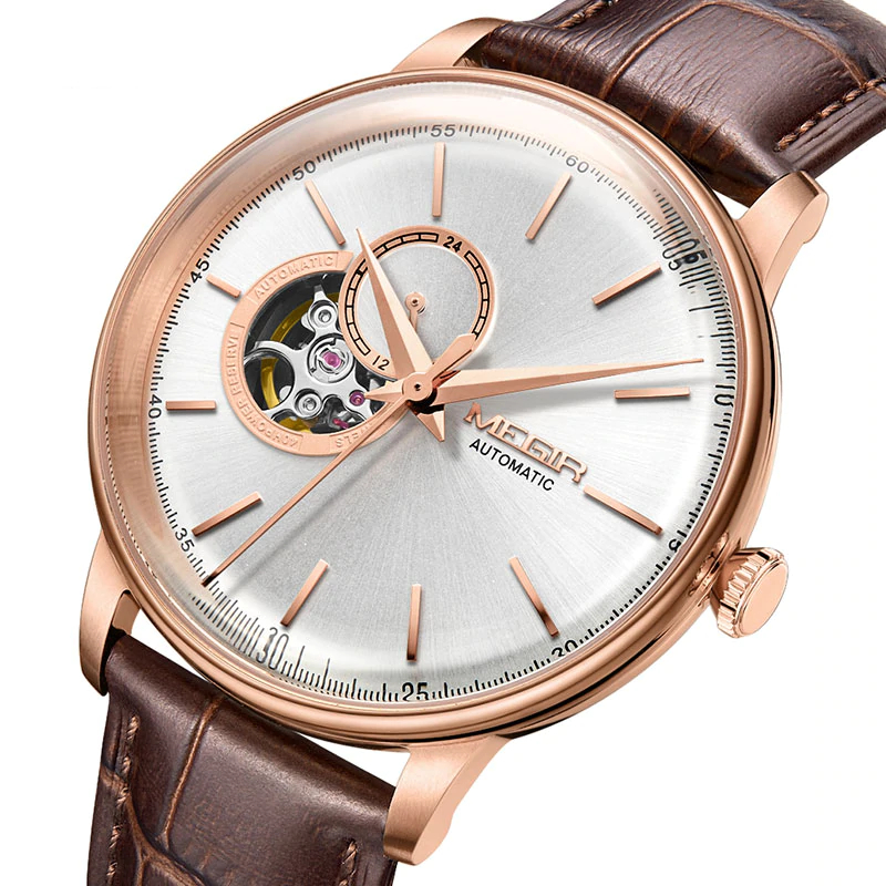 Fashion Business Mechanical Watches Mens Mechanical Watches
