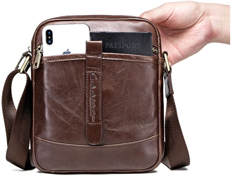 casual style male bag