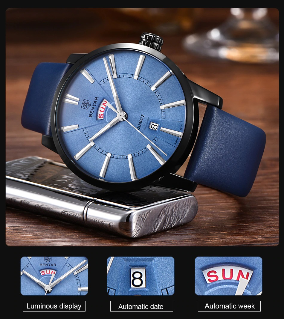 Fashion Casual Men Watches