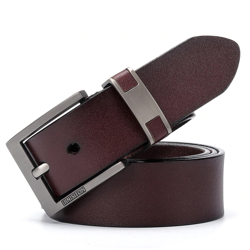 Luxury Casual Genuine Leather Vintage Belt Mens Belts & Cummerbunds Men's Accessories