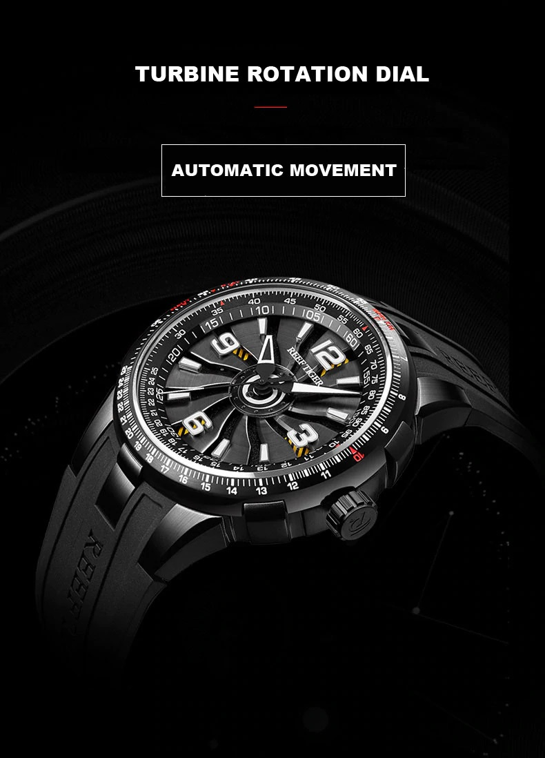 Men's Sport Automatic Watches