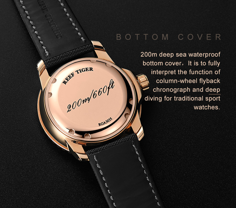Mens Mechanical Watches